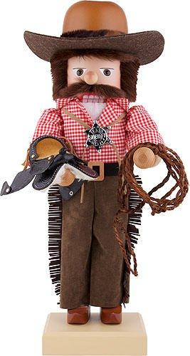 Christian Ulbricht Nutcracker - Cowboy - 47 cm / 18.5 inch