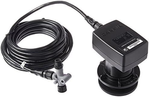 Garmin Intelliducer - Depth and water temperature sensor - for Garmin GMI 10, GPSMAP 40XX, 421, 42XX, 441, 52X, 52XX, 536, 54X, 60XX, 70XX, 720, 740