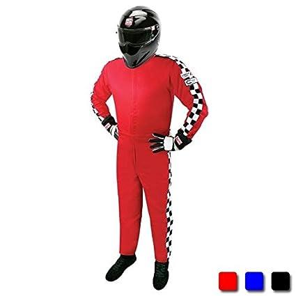 Racing Fire Suits >> Finishline Sfi 1 Qualifier 1 Piece Racing Suit Black Xxxxl