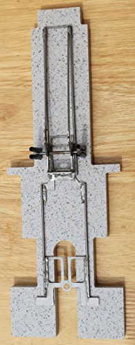 Slot Car Chassis Jig (Light Colors)