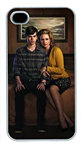 Bates Motel Movie Series Side Durable For iPhone 5s PC White