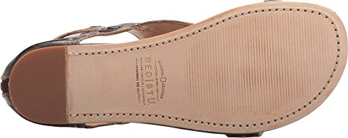 Bed|Stu Womens Soto G Taupe Mason Leather 8.5 M by Bed|Stu (Image #2)