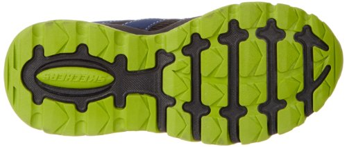 Skechers PillarIgnus 90406L BKRY - Zapatillas para niño Negro (BNVL)