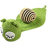 Infant Baby Costume Newborn Animal Jumpsuits Suits Photo Prop Party Cute Costume (Snail)