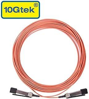 10GE Gigabit Ethernet 5810 5900AF StarTech.com HPE JD092B Compatible SFP+ Module 5500 10GBASE SR SFP+ 10GbE Multimode Fiber MMF Optic Transceiver LC 300m 1310nm DDM HPE 5120 JD092B-ST