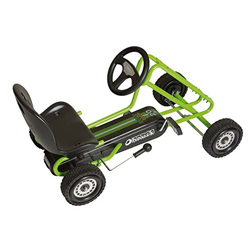 41bh22zoQPL - Hauck Lightning Pedal Go-Kart - Race Green