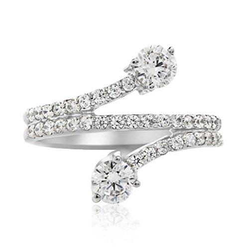 0.65 Ct Diamond Fashion - 4