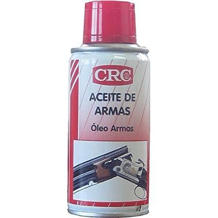 CRC - Spray Protector Anticorrosivo Para Todo Tipo De Armas. Aceite De Armas 150 Ml