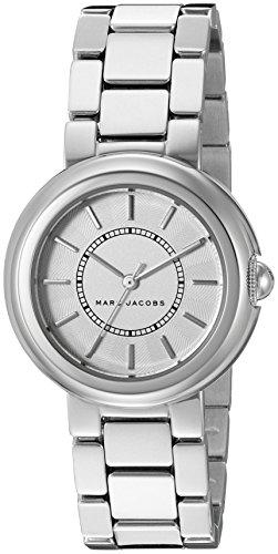 마크제이콥스 코트니 시계 마크 제이콥스 Marc Jacobs Womens Courtney Stainless-Steel Watch - MJ3464