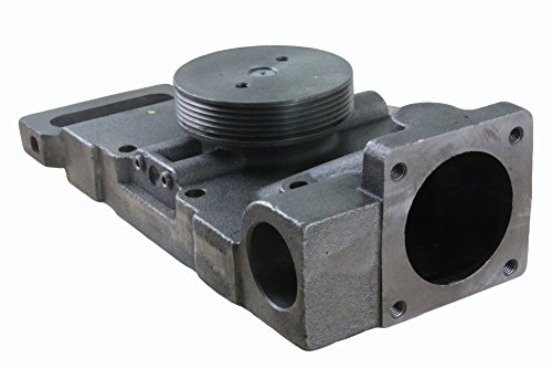 NEW MECHANICAL WATER PUMP AW2090 CUMMINS DIESEL N14 L6 MEDIUM & HEAVY TRUCK WP-HD6073 1962090 WPHD6073 196-2090 AW2090