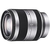 Sony Alpha 11x Zoom 18-200mm F3.5-6.3 OSS E-Mount Lens for NEX-5 NEX-3 | SEL18200 - International Version (No Warranty)