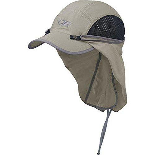 Outdoor Research Sun Runner Cap, Khaki, X-Large (Sun Hat Runner)
