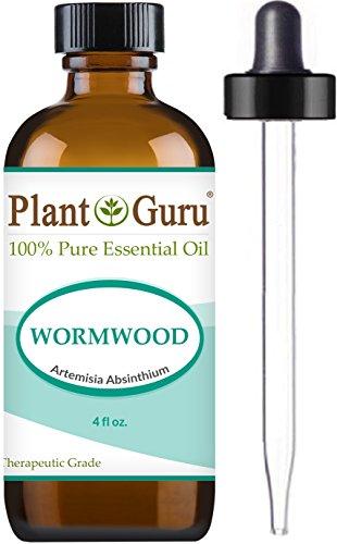 Wormwood Essential Oil  Artemisia Absinthium  4 Oz  100  Pure Undiluted Therapeutic Grade