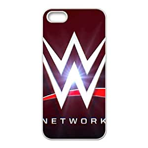 WWE iPhone 5 5s Cell Phone Case-White JD7686250