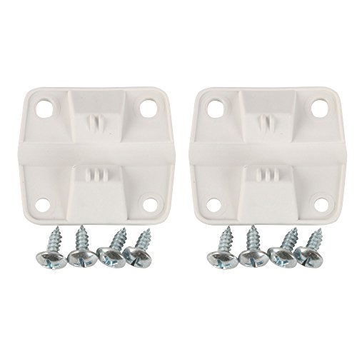Coleman Replacement Parts - Coleman Cooler Replacement Plastic Hinges and Screws Set