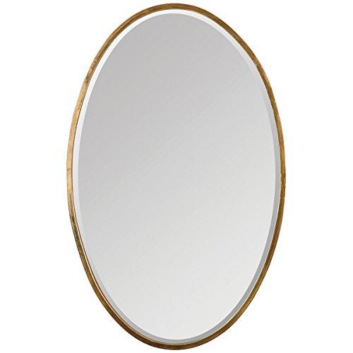Oval Gold Design (Uttermost 12894 Herleva Oval Mirror, Gold)