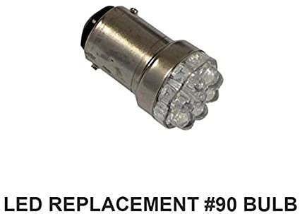 Amazoncom Boater Sports 51586 Led Replacement 90 Bulb Made By