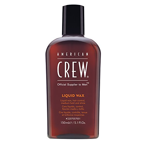 American Crew Liquid Wax  5 1 Fluid Ounce