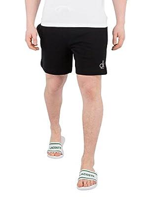 Calvin Klein Men's Terry Sweat Shorts, Black