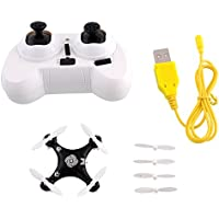 Cheerson CX-10A Mini Headless Mode 2.4G 4CH 6 Axis RC Quadcopter(Black)