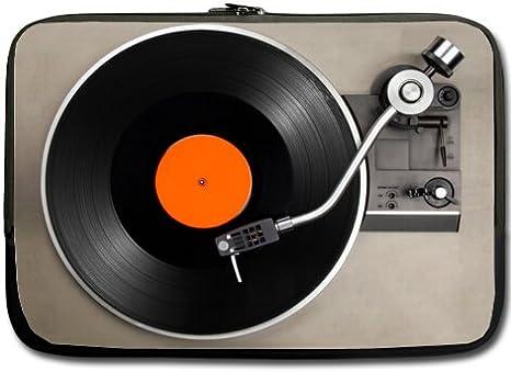 Hermoso diseño disco de vinilo Tocadiscos Macbook, Macbook Air 13 ...