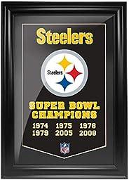 Pittsburgh Steelers 12x16 Team Empire Framed Artwork