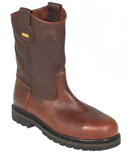 Dewalt D00070 Mens Incudine Ii Wellington Steel Toe Stivali Da Lavoro 7.5d (m) Us