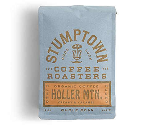 Stumptown Coffee Roasters Uninjured Beans, Holler Mountain, 12 oz