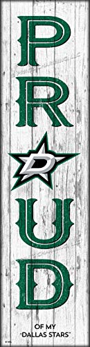 Prints Charming Dallas Stars Proud Color Unframed Poster 6x22 Inches