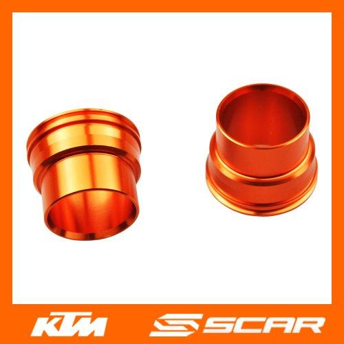 /380/00/ /02 RFX fxbe 55006/55ST Carrera serie Juego de cojinete de rueda eje delantero KTM SX//EXC 125/