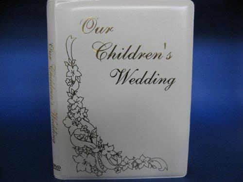 """'Our Children's Wedding"""" DVD - Cd Album - Single Disc Holder"""