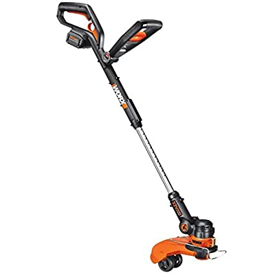 WORX WG175 32-volt Lithium MAX Cordless Grass Trimmer and Edger