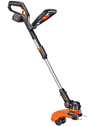 WORX 32-Volt GT2.0 String Trimmer/Edger/Mini-Mower with Tilting Head and Single Line Feed by Worx