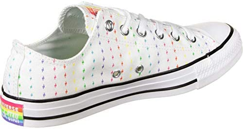 CONVERSE ALL STAR Pride Ox Boys Sneakers White: