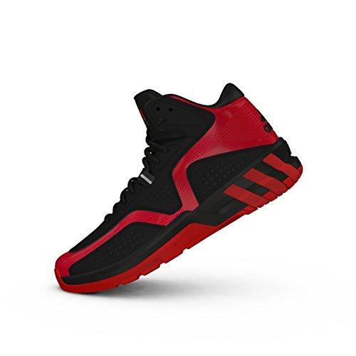 Howard D Adidas Noir Baskets Pour 6 Rouge Homme 1TnSSBgqxw