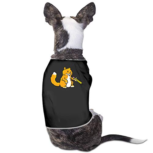 Jmirelife Puppy Dogs Shirts Costume Pets Clothing Cat Teacher Small Dog Clothes Vest