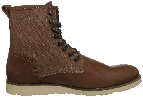 amp; Herren 12059931 Sneakers PREMIUM Brown JONES Fashion JACK TRADE Braun Leather FdRXFw