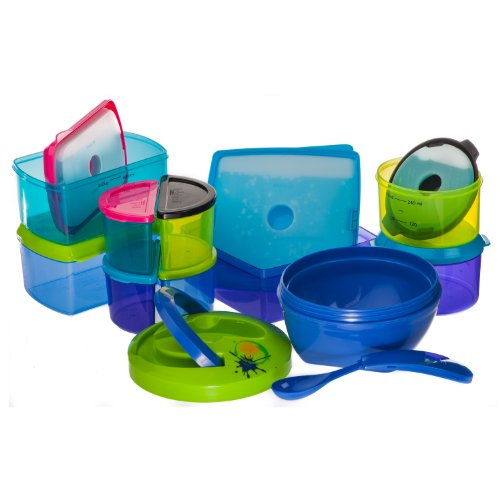 fit-fresh-kids-value-reusable-container-set-25-piece-portion-control-lunch-container-set-with-remova