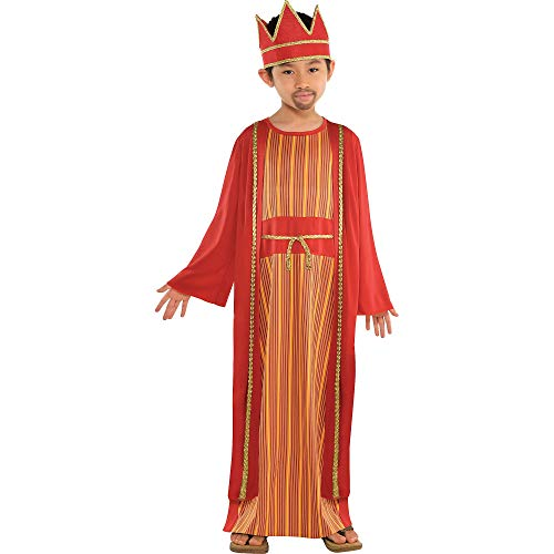 Boy's Balthazar Wise Man Costume | Small