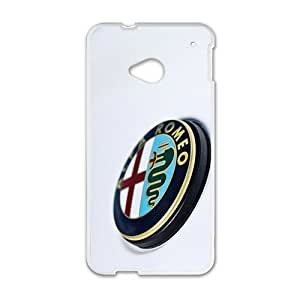 Happy Alfa Romero sign fashion cell phone case for HTC One M7