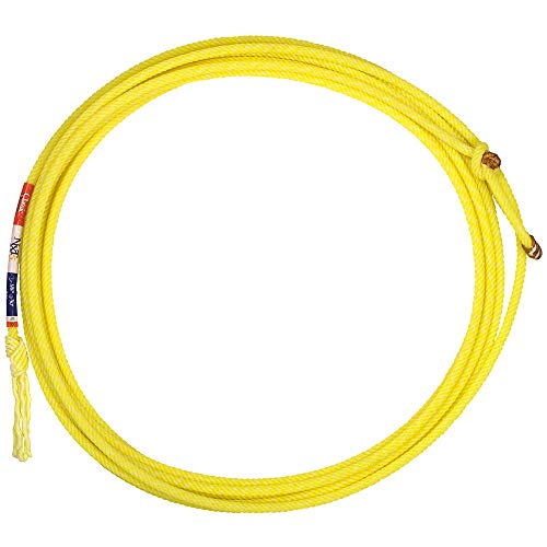 Head Rope - Classic Rope Company Classic Rope NXT5 Head Team Rope Yellow XS