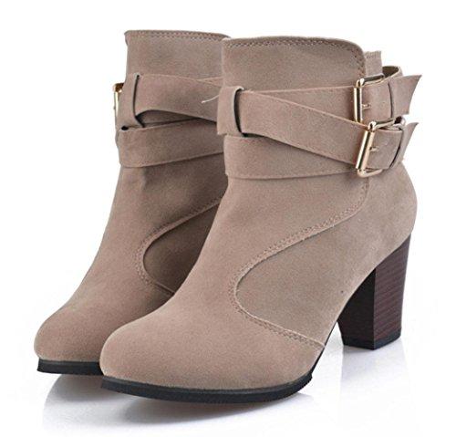 talones de de Martin de cargadores botas KUKI los mujeres botas o invierno de patea de las del mujeres mujeres las oto de altos EU y del baratas 5 7 las cargadores cortas botas US6 mujeres las los vAqTvHxwap