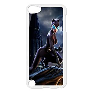 Catwoman SANDY0081216 Phone Back Case Customized Art Print Design Hard Shell Protection Ipod Touch 5