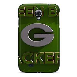 Awesome WYN4789pFtI Tanya5423 Defender Tpu Hard Case Cover For Galaxy S4- Green Bay Packers