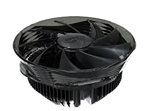 "Deepcool GAMMA BLADE Anodized Black Aluminum Heat Sink & 4.72"" Fan & 4-pin Connector for Intel & AMD CPUs"