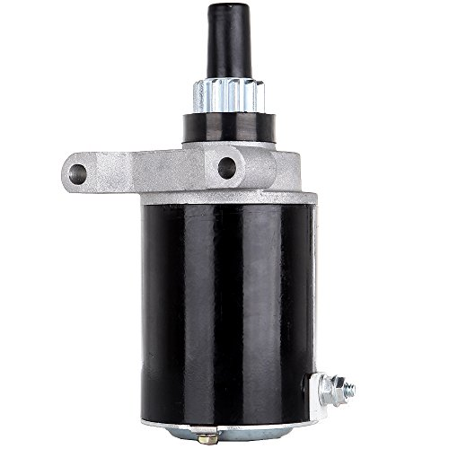 Tooth 10 Starter (Scitoo NEW 12V STARTER fit TECUMSEH 37425 36914 110-130 ohv ENGINES STC0023 112566 410-22017 5747 9981)