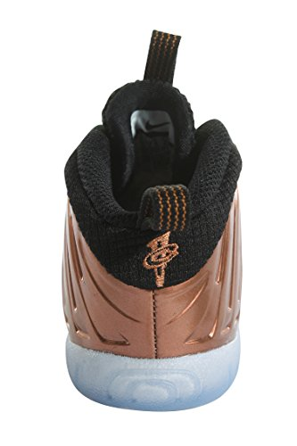 Nike Little Posite One (td) Scarpe Bambino Nero / Rame Metallico / Nero 723947-004 Nero Rame-nero