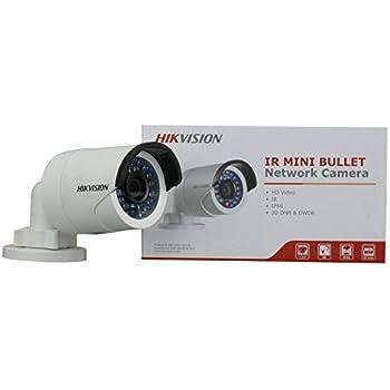 Amazon.com: Hikvision DS-2CD2032-I CCTV POE 3MP Bullet IP ...