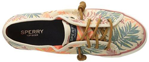 Sperry Damen Seacoast Sea-low Low-top Beige (sabbia)