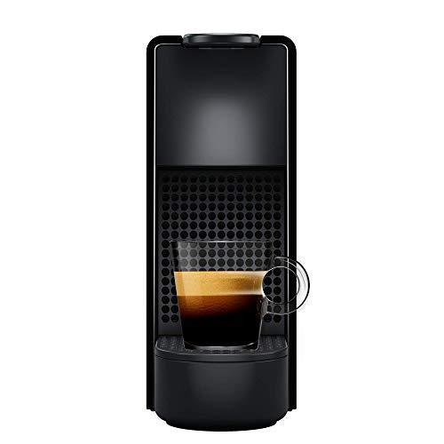 Nespresso Essenza C30 BR3 BK NE Máquina Preto